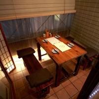 宵の月 - 2~4名で使える個室。
