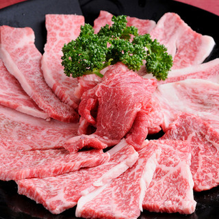 お手軽に、でも贅沢に松阪肉をいただきます。