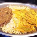 楽 - インドの家庭料理で出るカレーは日本人が想像するカレーとは違うんでしょうねぇ☆