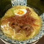 麺じろう - 2011年11月9日たん塩ラーメン680円
