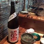 ほむら - 日本酒も豊富
