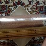アトリエ チャコ - 2016年2月:ココアロール 苺入り(\750)…約12cmですね