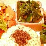 SO.WA - 玄米定食の惣菜