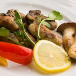 オイスターハウス ヤマト - 牡蠣ステーキ