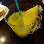ビリオン珈琲 - オレンジジュース