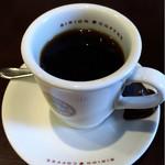 ビリオン珈琲 - ブレンドコーヒー