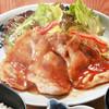 豚生姜焼きセット