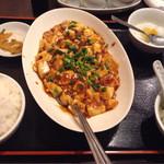 49225213 - 麻婆豆腐