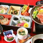 旬味和膳 季乃庄 - 松弁当 2300円(要ご予約)
