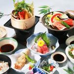 旬味和膳 季乃庄 - 3000円コース