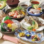 旬味和膳 季乃庄 - 4000円コース