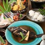 旬味和膳 季乃庄 - 煮魚膳