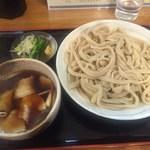 福助 - 「肉汁うどん(小)」600円