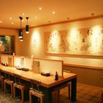 旬味和膳 季乃庄 - 1階30席