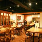 旬味和膳 季乃庄 - 2階34席(内個室10席)