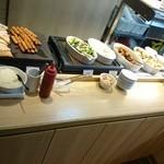 ドーミーインプレミアム - 2016年2月 朝食バイキング