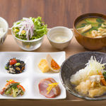 kawara特製おばんざい定食