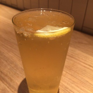 渋谷界隈で飲めるのはおそらく天竺のみ「下町ハイボール」