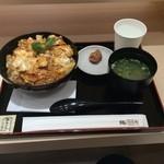 49229526 - 八丁味噌親子丼