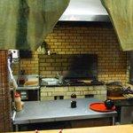 鰻料理 たけだ - 厨房