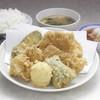 天ぷら えびす食堂 - 料理写真:あかね