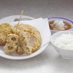 天ぷら えびす食堂 - キッズ
