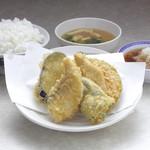 天ぷら えびす食堂 - ミニ