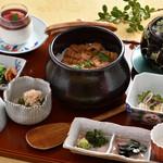 日本料理 瀬戸内 - 穴子まぶし御膳