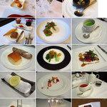 邸宅レストラン ル・アン - 邸宅レストラン「ル・アン」の料理 2016.3.27撮影