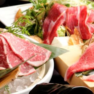 近江牛を利用した創作性あふれる料理