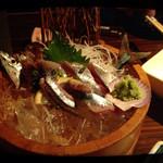 49235281 - 秋刀魚刺し☆