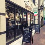 360 イタリアン レストラン - お店の外観