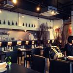 360 イタリアン レストラン - 店内の様子