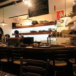 青ヶ島屋 - 店内の様子