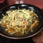 50番 - 肉野菜ラーメン