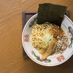 麺69 チキンヒーロー - 油そば(大盛り無料)
