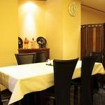 京華飯店 - 店内