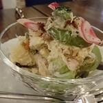 ソル ヒガシヤマ - 春野菜のポテトサラダ