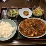 49239039 - 【2016年03月】麻婆豆腐@750円。