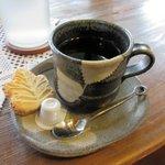 山小屋 佐藤 - ホットコーヒー2016.03.31