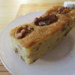 リヴレ - 奈良の鹿の舟のパウンドケーキ:白味噌と胡桃2