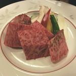 美さご - 旬野菜と和牛の鉄板焼