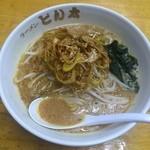 ラーメンとん太   - 料理写真:味噌ネギラーメン