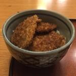 49240936 - ミニソースカツ丼
