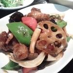 小龍門 - 酢豚