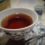 ナタラジ - 紅茶です