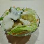 ナタラジ - ランチサラダ