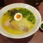 Rahmen Kitchen 麺 ぬうぼう - おたる黄金の潮 2016.4月