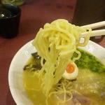 Rahmen Kitchen 麺 ぬうぼう - 麺リフト 2016.4月
