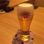 粋人 - 生ビール
